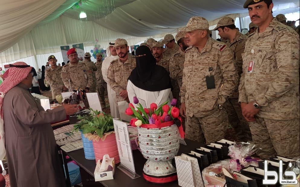 وحدة الحماية الاجتماعية بأبها تشارك بمعرض القوات المسلحة بالجنوب