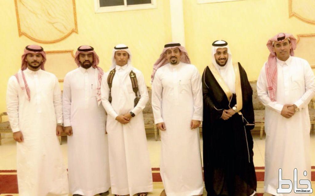 الاستاذ سعود العامري يحتفل بزواجه بقاعة ليلة فرح بمنطقة الطايف