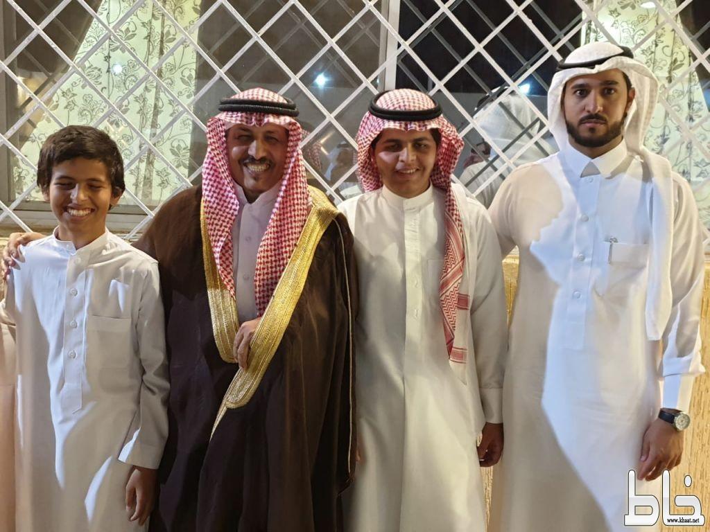 منسوبو الفيحاء يحتفون بالشيخ / علي حسن بمناسبة تقاعده