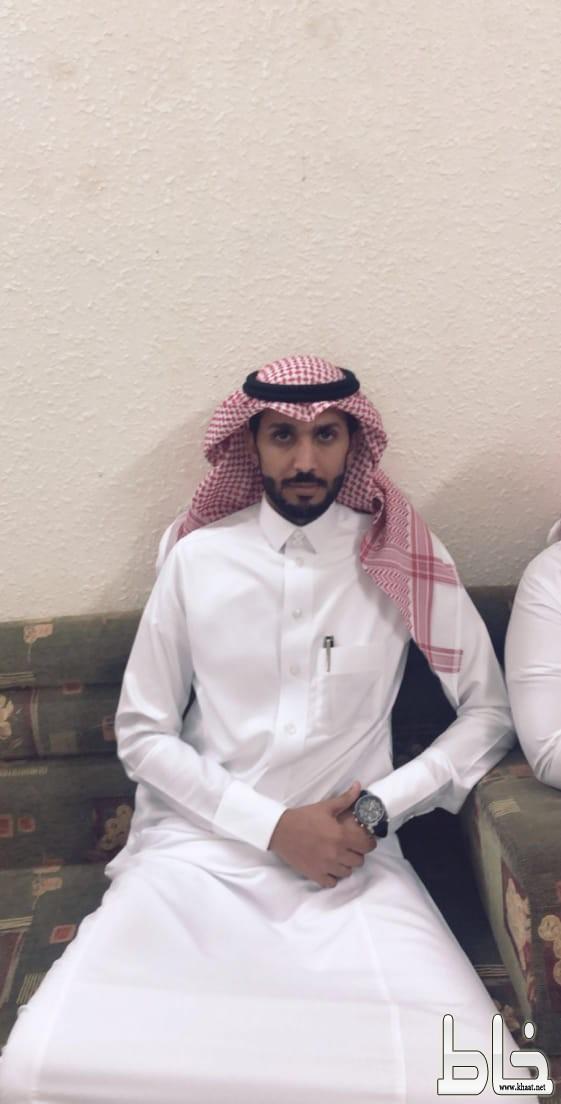 عبدالله الشهري يحتفل بعقد قرانه