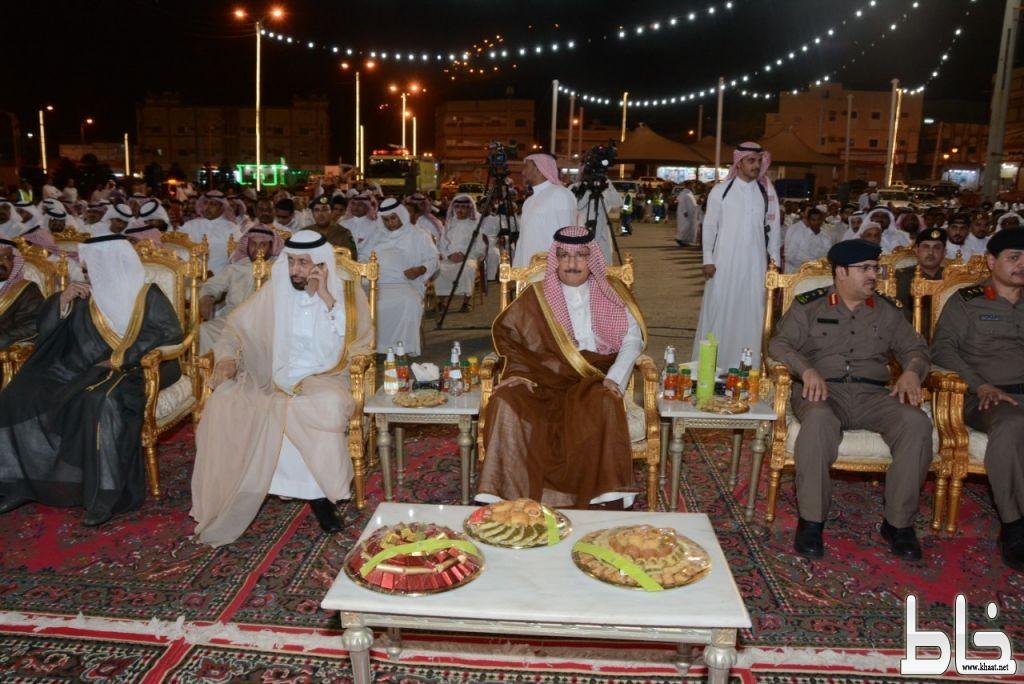 برعاية وكيل إمارة منطقة عسير المكلف ..أهالي محافظة محايل يحتفلون بعيد الفطر المبارك