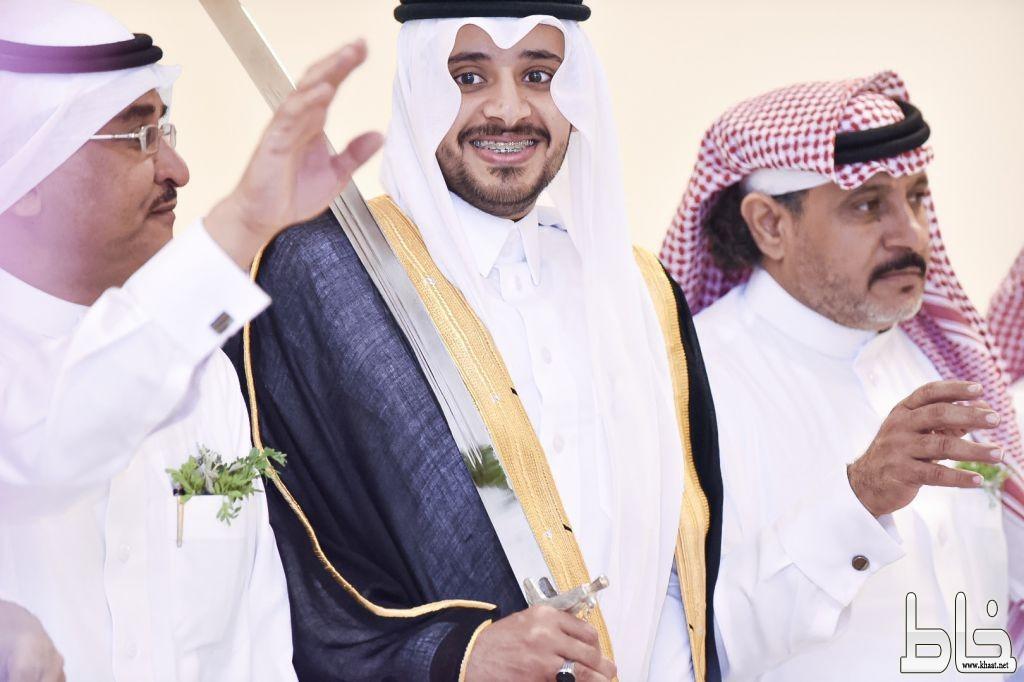 بالصور .. الشاب عبدالله محمد حسن يحتفل بزواجه