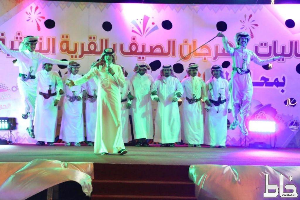 محافظ الحرجة يدشن فعاليات مهرجان القرية التراثية بمحافظة الحرجة