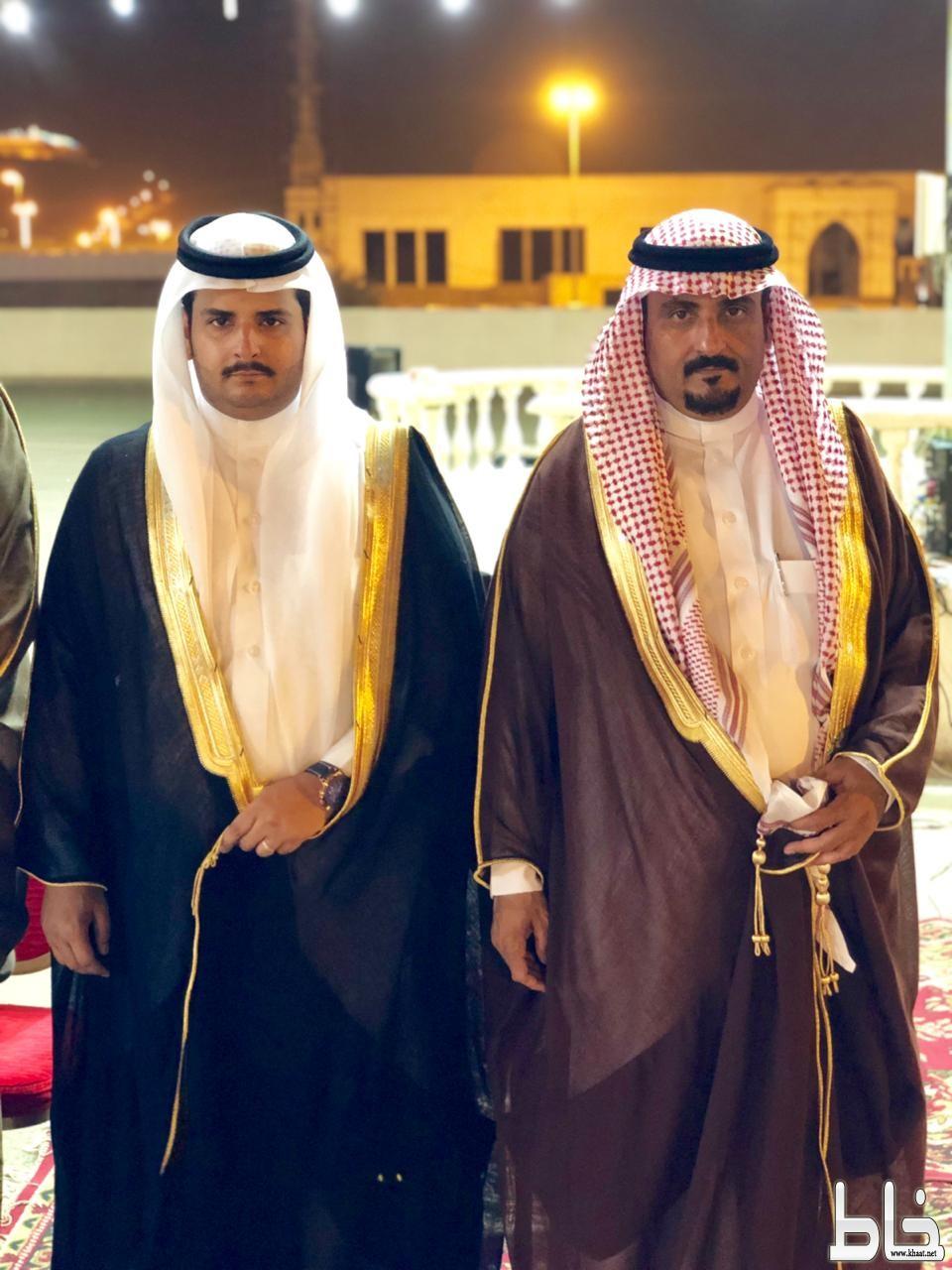 """الشيخ علي موسى بن راشد يحتفل بزواج ابنه """" موسى """""""