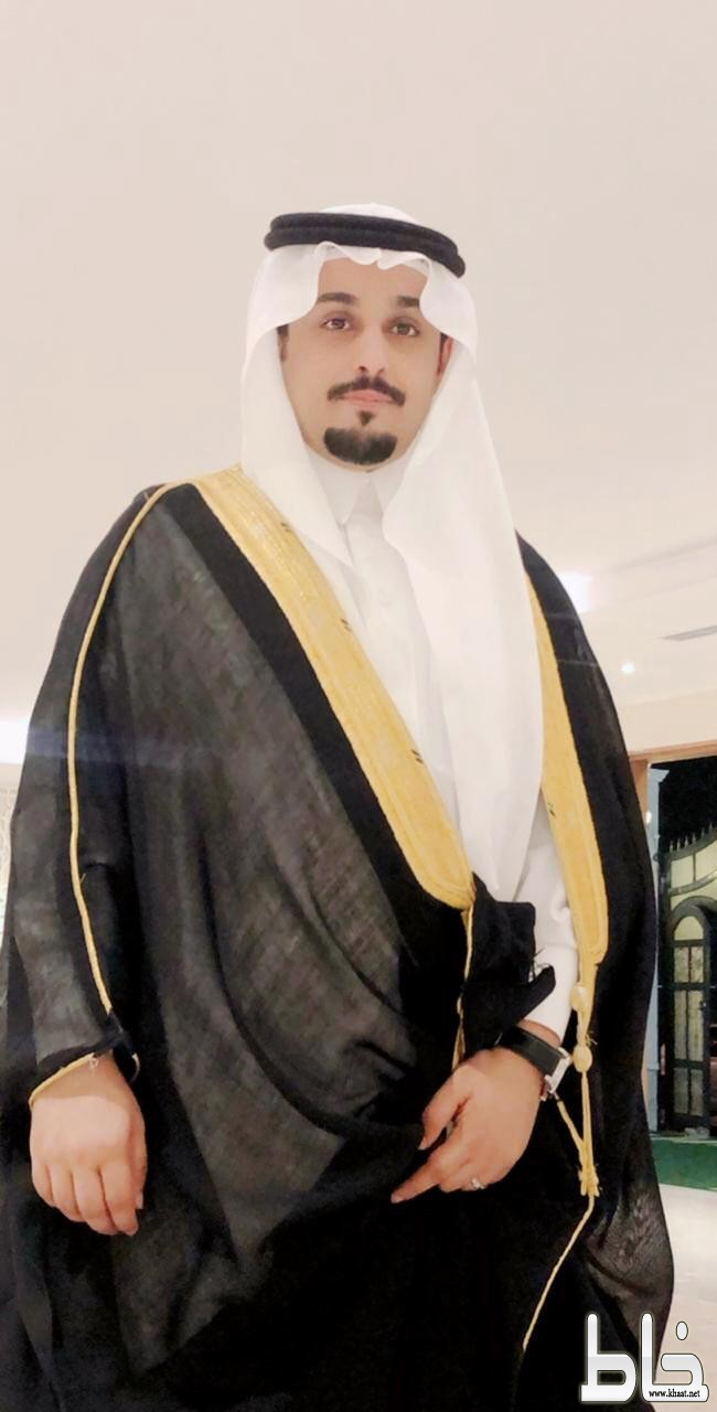 بدر أحمد مشهور عريساً