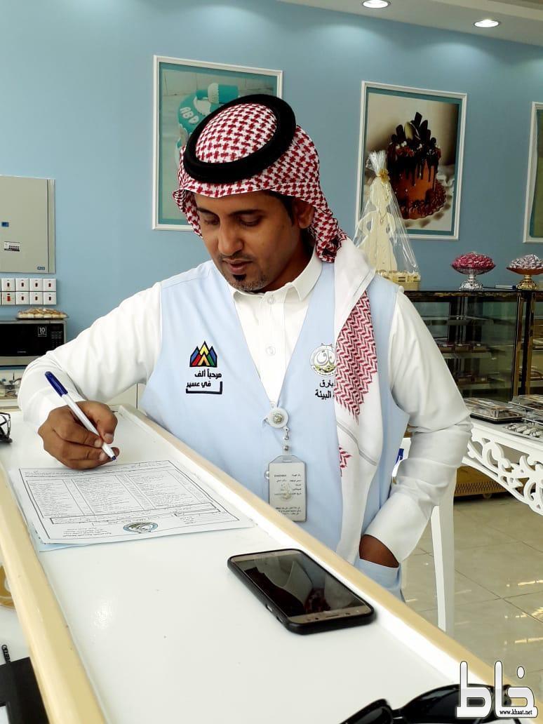 بلدية بارق تنفذ 135 جولة صحية ضمن حملة الرقابة البلدية في شوال