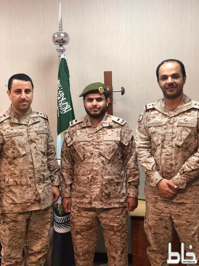 عبدالله عامر الشهري إلى رئيس رقباء