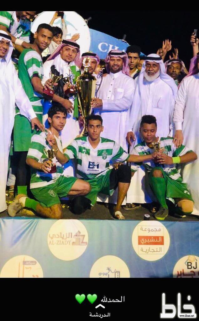 فريق الحبيل بطلاً لبطولة شهداء الواجب 2019 لفرق مراكز الاحياء بالقنفذة