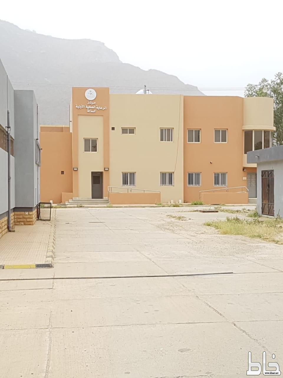 مبنى مركز صحي خـاط الجديد الجاهز منذ اكثر من عامين مهجور وعليل  ولازال العمل في المبني القديم المتهالك