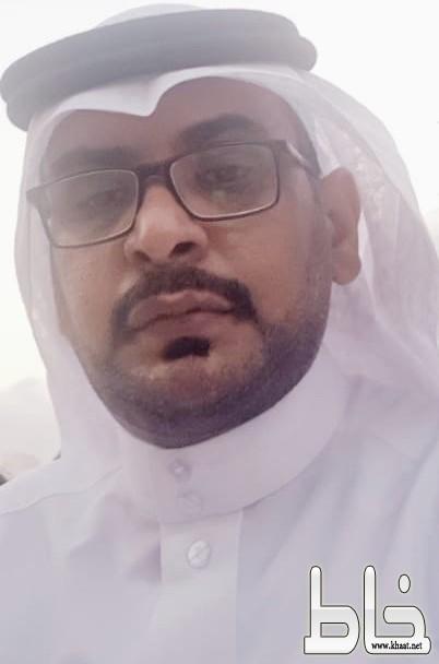 خالد يضيء منزل ابراهيم راشد الشهري