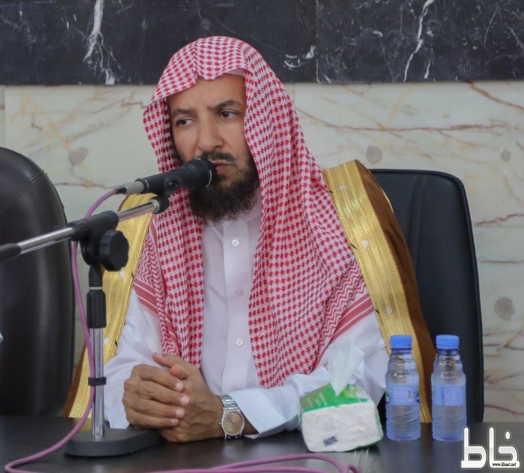 الشثري يستعرض وسطية الإسلام في الحج لضيوف الرحمن  خلال برامج الإسلامية بمشعر منى