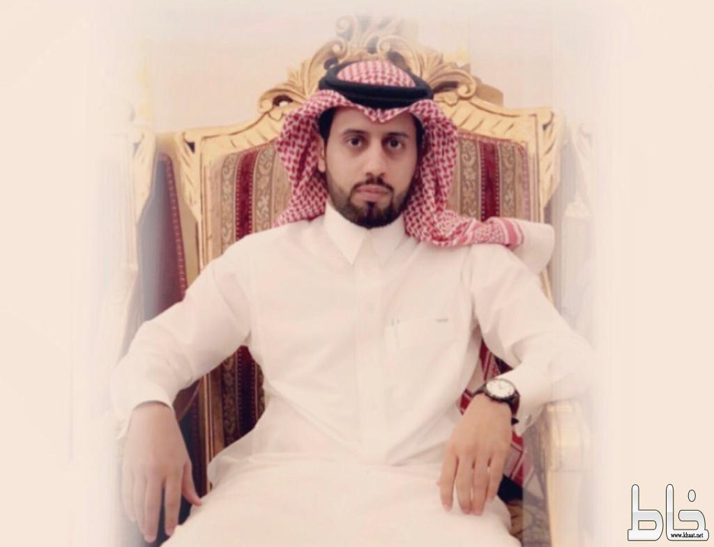 """النقيب """"عبدالعزيز """"يرزق بمولودة"""