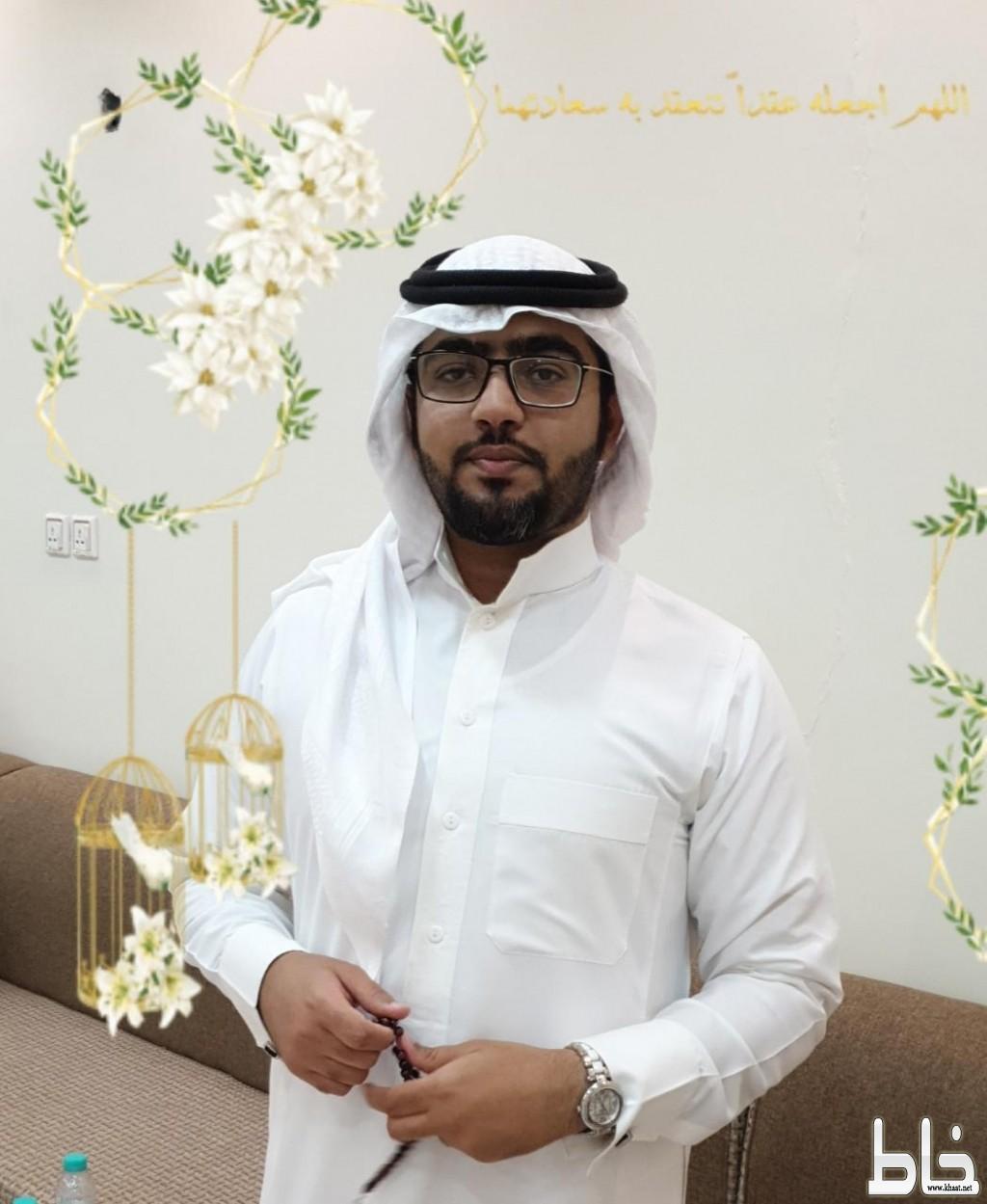 الأستاذ طالع أحمد حامد يحتفل بعقد قرآنه