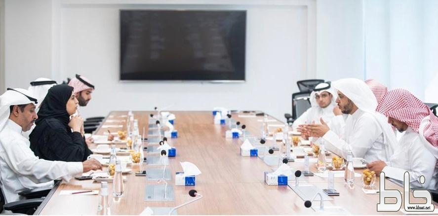 *نائب وزير العمل والتنمية الاجتماعية د.تماضر الرماح تبحث مع نائب وزير العدل تعزيز التعاون والتكامل وتمكين المرأة