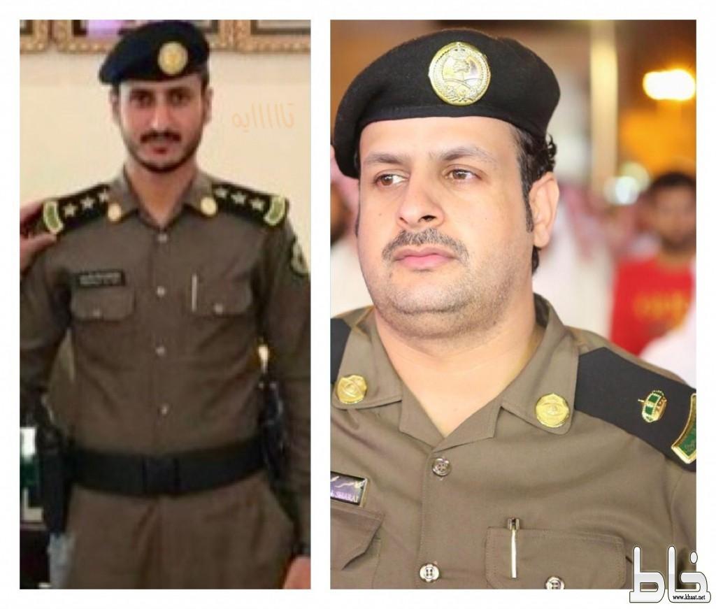 الرائد ناصر الشهري إلى بلقرن وتعيين النقيب عبدالرحمن عسيري مديراً لشعبة مرور المجاردة