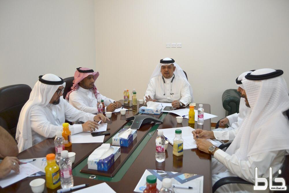 المشرف على فرع جامعة طيبة بينبع يرأس الاجتماع اللجنة المنظمة للاستعداد لليوم الوطني الـ 89