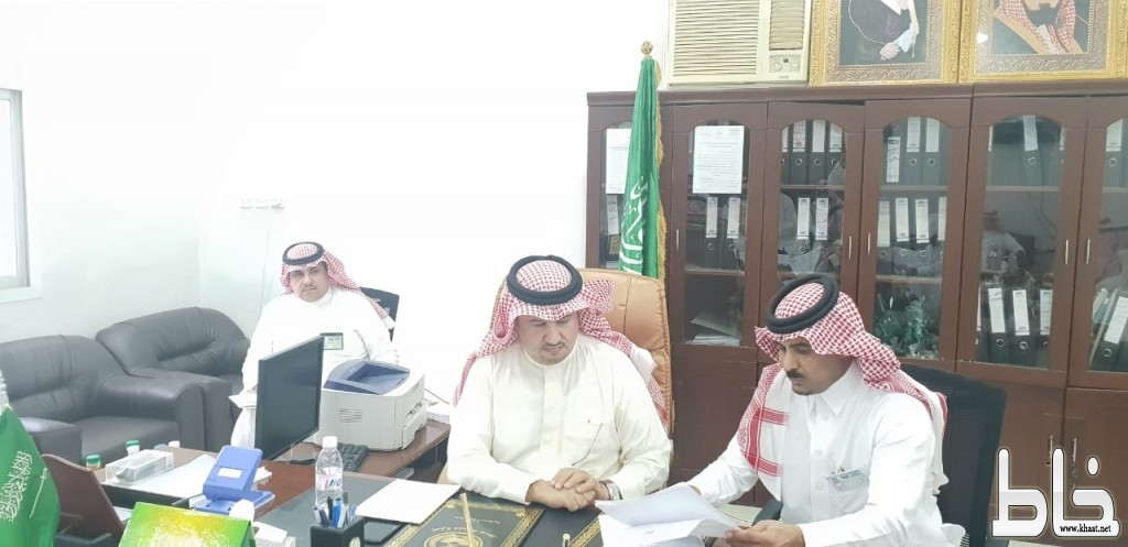 محافظ المجاردة يرأس اجتماع المجلس المحلي بالمجاردة