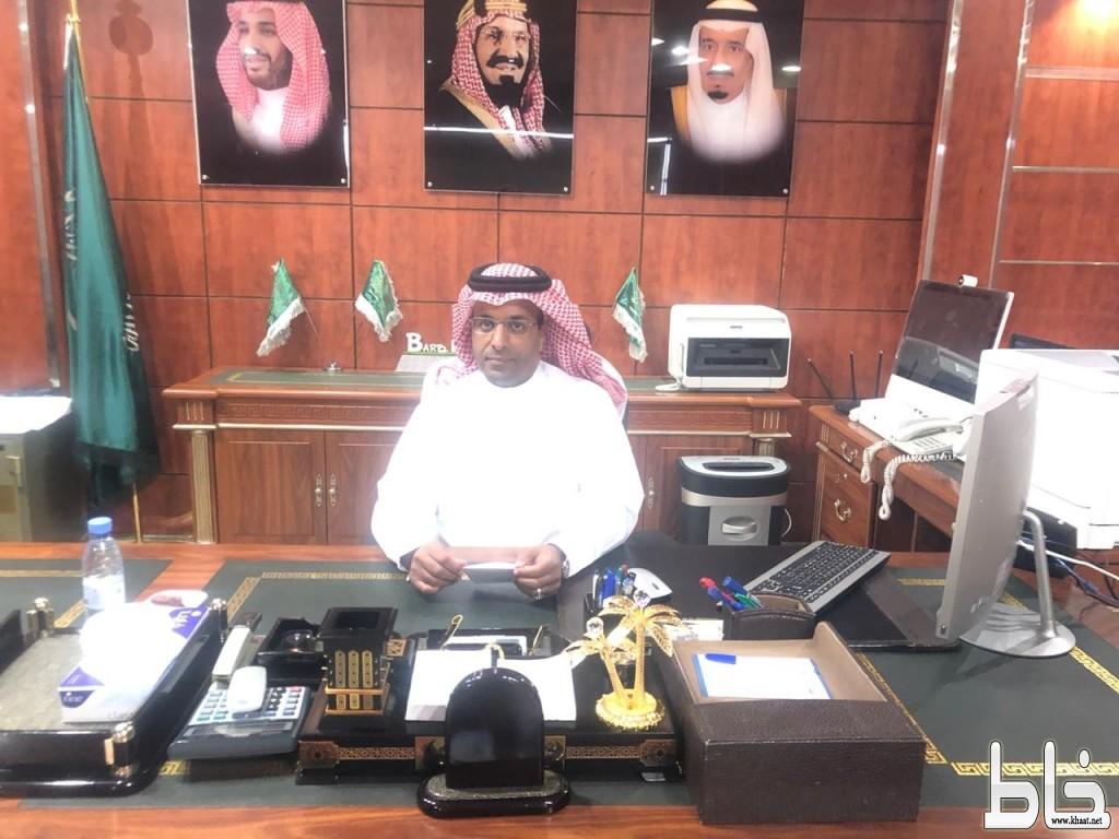 المهندس محمد آل مبشر يباشر مهام عمله رئيساً لبلدية بارق