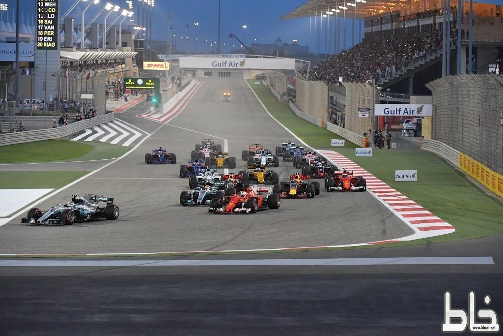 حلبة البحرين الدولية تطرح تذاكر الجائزة الكبرى للفورمولا1 2020