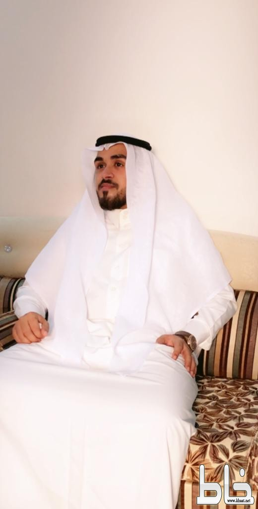 عبدالله صالح بن طران يحتفل بعقد قرانه
