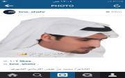 حساب (شخصيات بني شهر) ينشر صفحة انستقرامية عن محمد الثرباني ويبرزه كأحد شخصيات بني شهر
