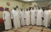احمد الشهري يحتفل بعقد قرانه على كريمة الاستاذ عبدالله زهير