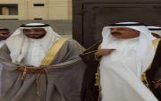 آل حمسان يحتفلون بعقد قران الاستاذ عبدالله بن ظافر بن حمسان