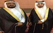 سلطان علي ابوشيبه يحتفل بزواجه بالماسية