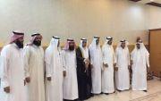 آل ضيف الله يحتفلون بالعريس حسن عبدالله الشهري