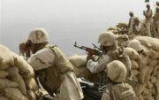 القوات السعودية تحبط محاولة تسلل 100 حوثي وسقوط عشرات القتلى للمتمردين