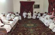 عقد قران الشاب عبدالله عثمان الفقيه