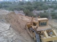 """رئيس بلدية المجاردة لـ """" خاط """" : جسر إسنادي جديد في وادي الضمو لتلافي أضرار السيول"""