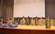 الأطفال يقدمون رسائل سامية لأبناء شهداء الحد الجنوبي في يوم اليتيم العربي.. (حنا أهلهم)