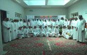 افتتاح المعرض الختامي لفصل الموهوبين بثانوية المستقبل