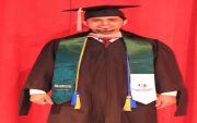 درجة الماجستير في إدارة الاعمال للاستاذ شاكر الراجحي جامعة كلارك أتلانتا