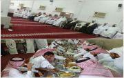 مظاهر العيد من جامع الحيد بمركز عبس