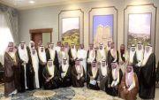 على هامش الاجتماع العاشر للجنة الوطنية التجارية وكيل أمارة الباحة يدعو إلى ثقافة العمل الاستثماري وفق رؤية المملكة2030