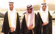 الاستاذ احمد السيد يحتفل بزواج نجليه