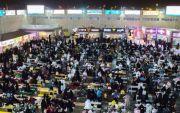 تنوع الفعاليات والبرامج  تجذب المصطافين إلى مهرجان أبها للتسوق