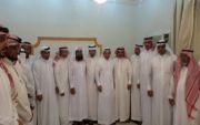 مدير التعليم بمحافظة محايل عسير في ضيافة الأستاذ خضر الكياس