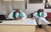 فعاليات اليوم الأول ل احتفائية مدرسة الملك عبدالله بخاط باليوم الوطني ال ٨٦