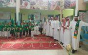 ابتدائية الكواكبي بصيوي تحتفل باليوم الوطني