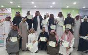 30 متدرب في دورة كتابة الخبر الصحفي التي اقامتها لجنة التنمية بحي الموظفين