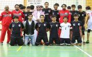 القرعة تضع نادي النصر في مجموعة الفاروق لكرة الطائره