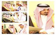 سمو أمير عسير يتوج جهود صحيفة خاط بعبارات الشكر والثناء