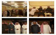 بالصور.. أبناء المجاردة بالمنطقة الشرقية يحتفلون بالشيخ سعد بن زيد الشهري