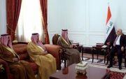 وزير الخارجية السعودي يصل العراق في زيارة غير معلنة