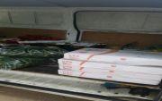 عدسة مواطن ترصد سيارة مخالفة لنقل المواد الغذائية بمركز أحد ثربان