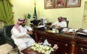 نادي اليمامة الصيفي يوقع عقد الشراكة المجتمعية مع بلدية محافظة بارق