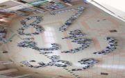 كرنفال مدرسة بدر يضاهي السحاب باليوم الوطني